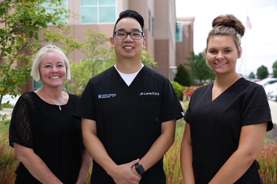 Meet the Noble Smiles Dentistry Team